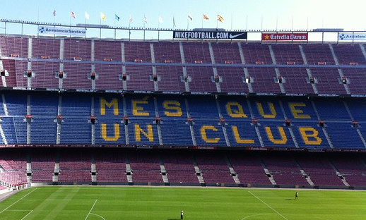 Crisis at the Nou Camp? – The Soccer Column #4
